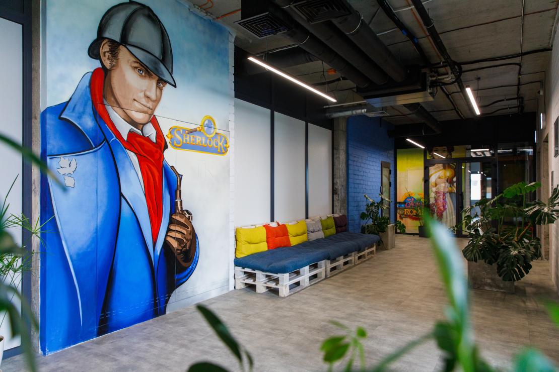 G5 office - sherlock